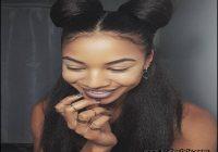African American Hair Bun Hairstyle 4