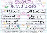 Back To School Haircut Deals 13