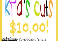 Back To School Haircut Specials 4