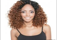 Beach Curl Weave Hairstyles 13
