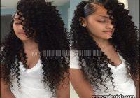 Beach Curl Weave Hairstyles 6