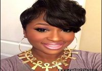 Black Female Short Haircuts 7
