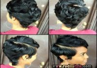 Black Females Short Hairstyles Pictures 10