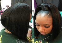 Black Hair Weave Ponytail Hairstyles 12