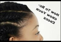 Black Hairstyles For Thin Edges 12