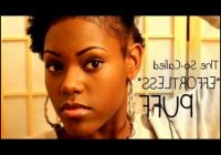 Black Hairstyles For Thin Edges 2