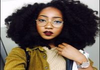 Black Natural Hairstyles For Medium Length Hair 8