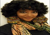 Black Natural Hairstyles For Medium Length Hair 9