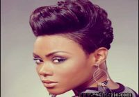 Black People Short Hairstyles 5