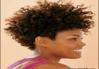 Black Short Curly Weave Hairstyles 6
