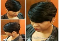 Black Short Quick Weave Hairstyles 11