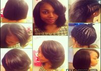 Bob Hairstyle Sew In 1