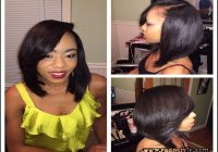 Bob Hairstyle Sew In 10