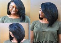 Bob Hairstyle Sew In 9
