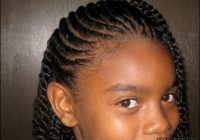 Braided Hairstyles For African American Girls 0