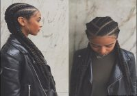 Braided Weave Hairstyles Black Hair 10