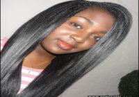 Braided Weave Hairstyles Black Hair 6