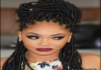 Braided Weave Hairstyles Black Hair 7