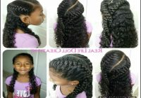 Cute Hairstyles For Mixed Curly Hair 0