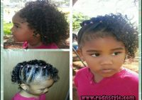 Cute Hairstyles For Mixed Curly Hair 4