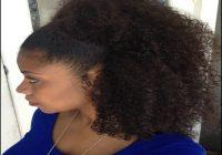 Drawstring Ponytail Hairstyles For Black Hair 0