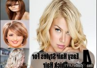 Easy Haircuts For Thick Hair 9