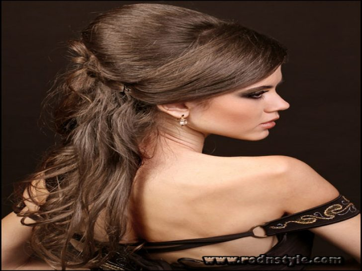 Permalink to How To Make Your Evening Hairstyles For Long Hair Look Like A Million Bucks
