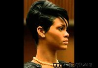 Flat Iron Hairstyles For Black Short Hair 1