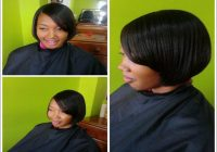 Flat Iron Hairstyles For Black Short Hair 8