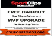 Haircut Coupons Near Me 9