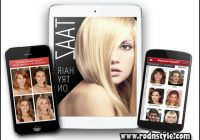 Hairstyle Apps For Iphone 10