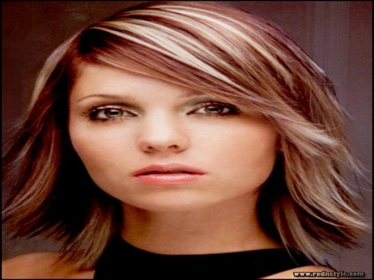 Permalink to Your Key To Success: Hairstyles And Colors For Medium Length Hair