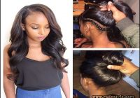 Hairstyles For Sew In Weaves 12