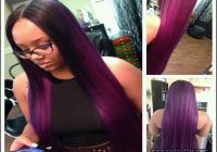 Hairstyles For Sew In Weaves 4
