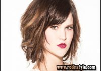 Hairstyles For Shorter Hair 12