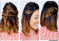 Hairstyles For Shorter Hair 2