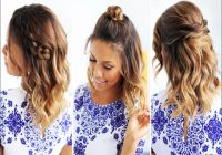 Hairstyles For Shorter Hair 6