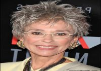 Hairstyles For Women Over 60 With Glasses 3