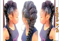 Hairstyles With Jumbo Braiding Hair 0