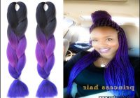 Hairstyles With Jumbo Braiding Hair 10