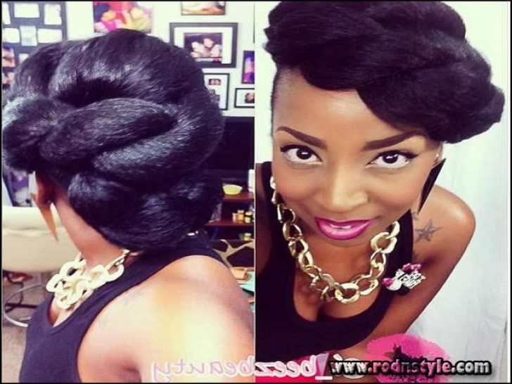 Black Braided Hairstyles | Haircuts Images