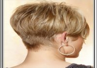 Pictures Of Short Haircuts Front And Back 11