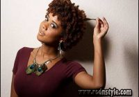 Short Black Natural Hairstyles 2015 5
