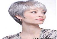 Short Haircuts For Grey Hair 5