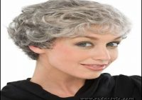 Short Haircuts For Grey Hair 8