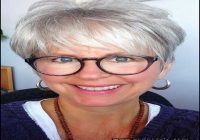 Short Haircuts For Women Over 70 5