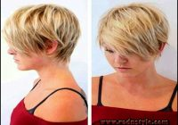 Short Haircuts For Women With Thin Hair 7