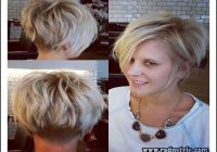 Short Haircuts Front And Back 13