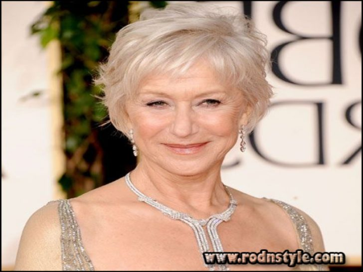 Permalink to Are You Getting the Most Out of Your Short Hairstyles For Seniors?