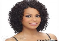 Short Jerry Curl Weave Hairstyles 7